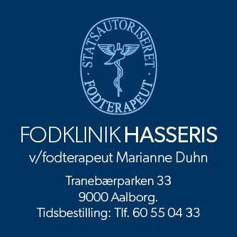 Statsautoriseret Fodterapeut i Aalborg og Hasseris